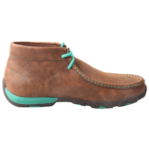 Twisted X Women's Original Chukka Driving Moc