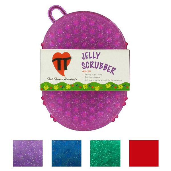 Tail Tamers Original Jelly Scrubber