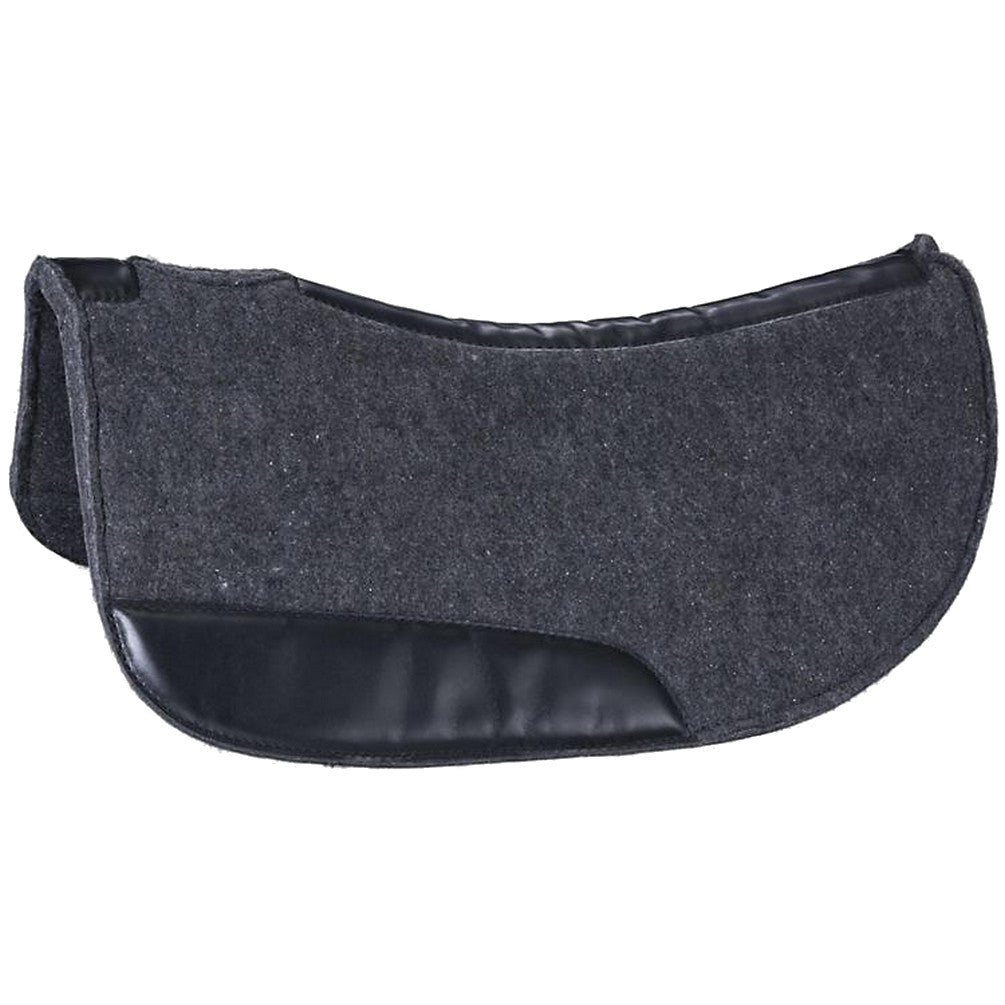 "Tough-1 Contour 3/4"" Felt Barrel Saddle Pad"