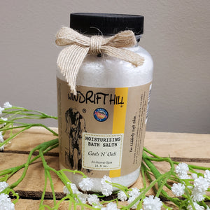 Windrift Hill Moisturizing Bath Salts - 16 oz.