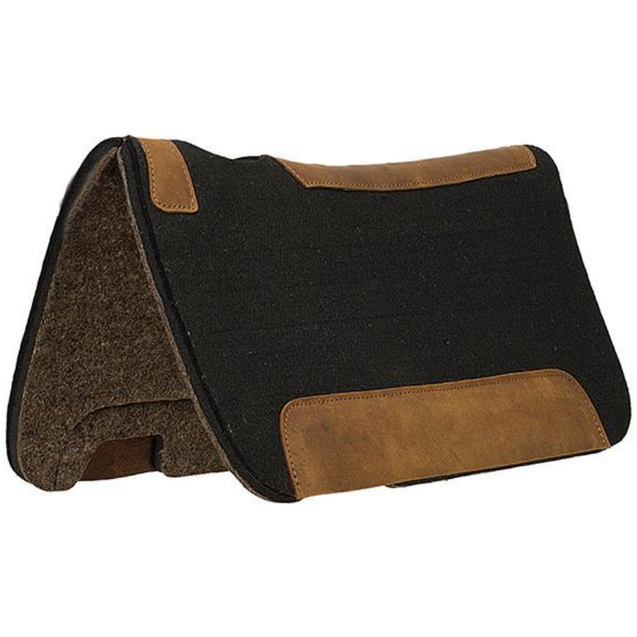Weaver Pony Contoured 100% Wool Felt Saddle Pad