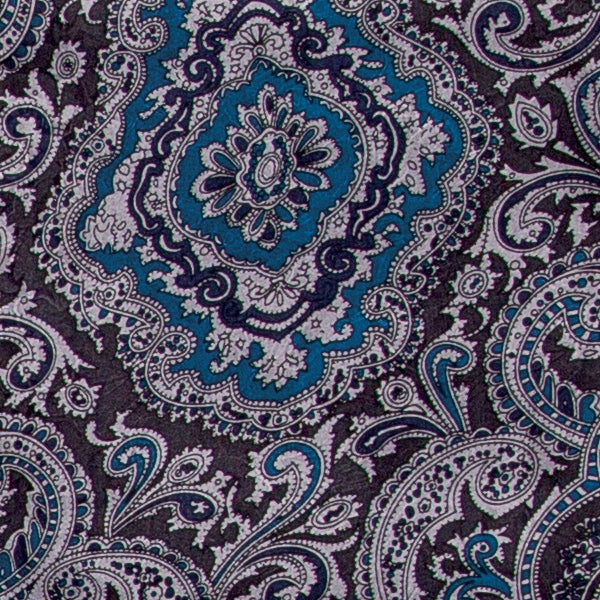 Wyoming Traders Paisley Silk Wild Rag