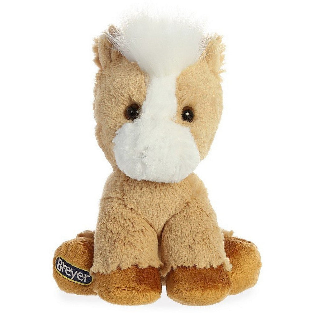 Breyer Little Bits Stuffed Palomino Horse