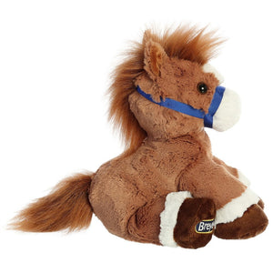 Breyer Little Bits Stuffed Chestnut Horse