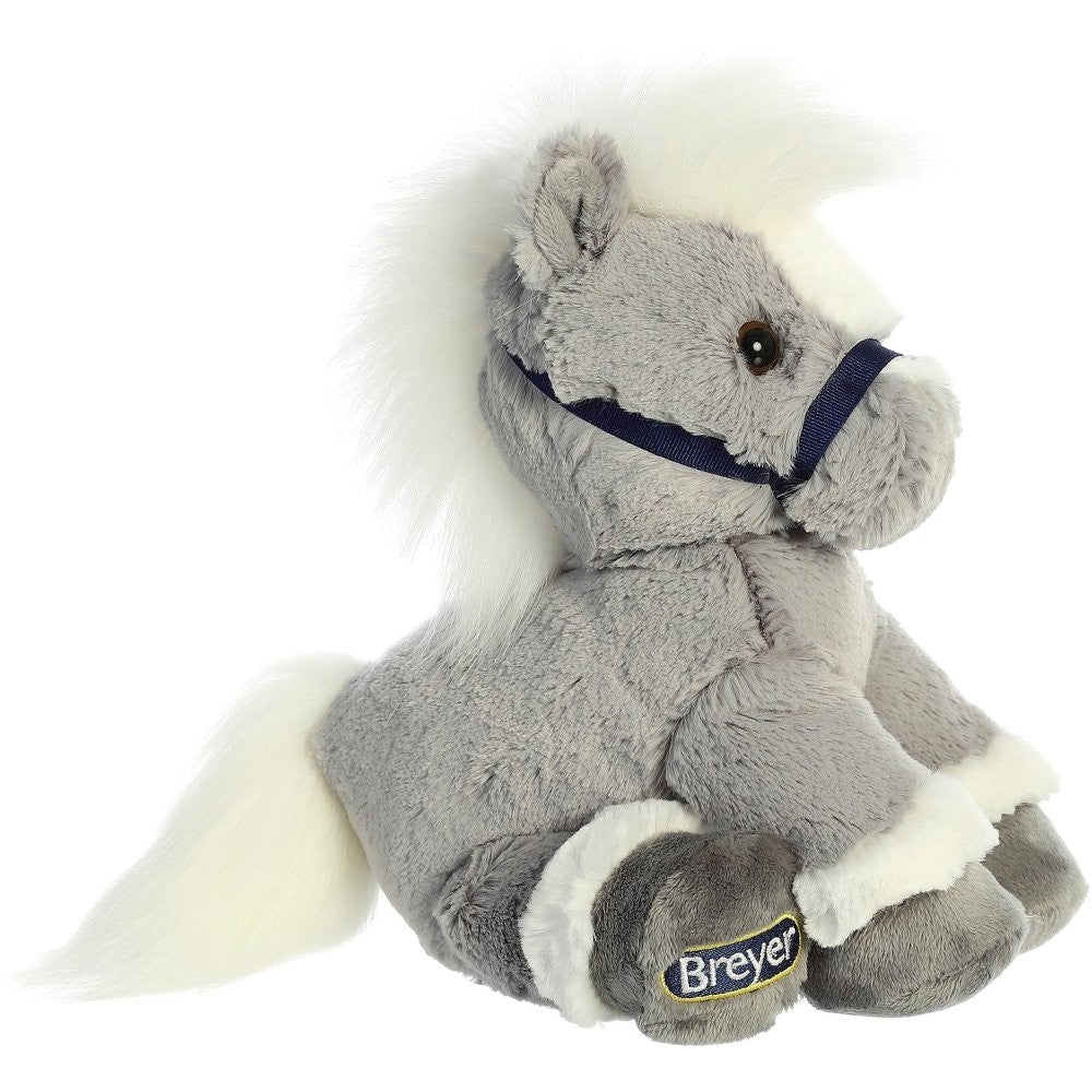Breyer Bridle Buddies Stuffed Grey Horse