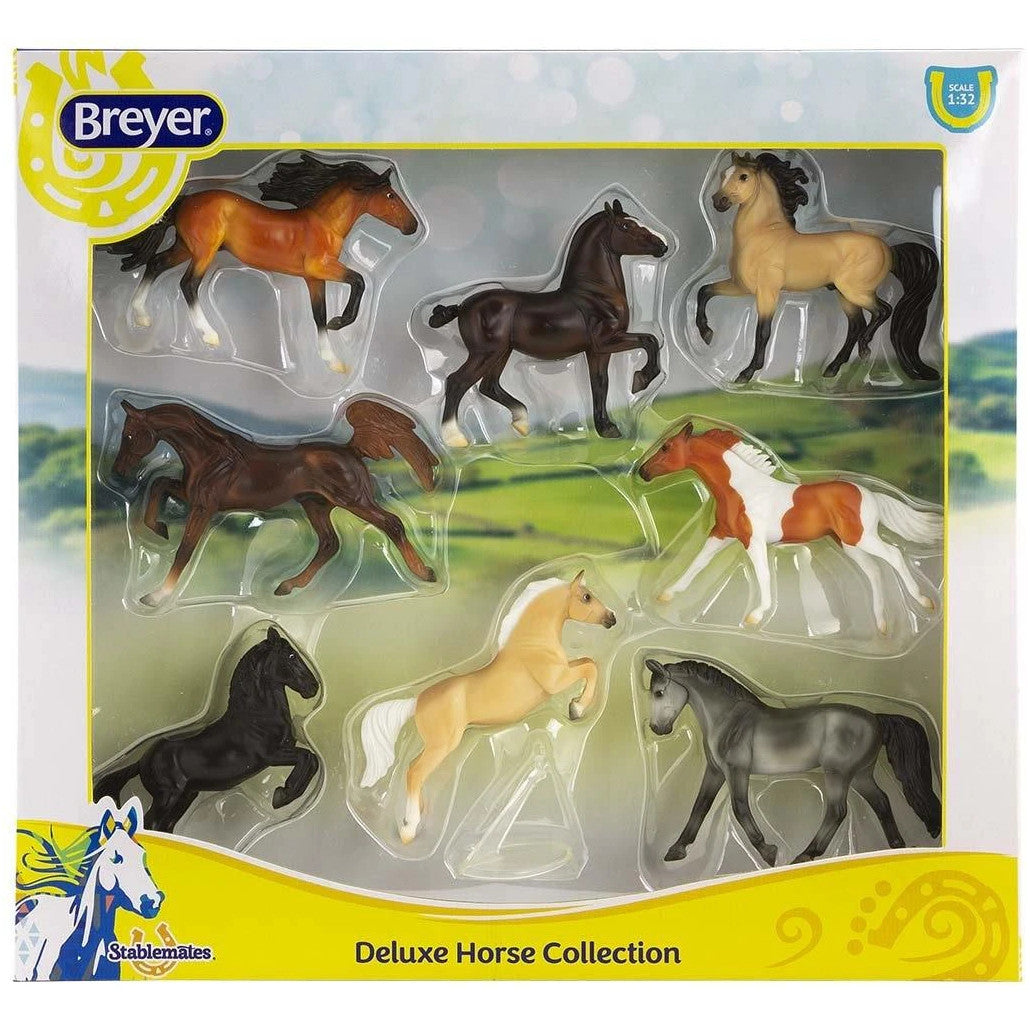 Breyer Deluxe Horse Collection