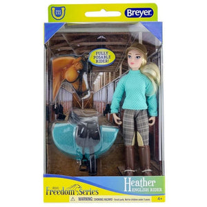 Breyer Heather - English Rider