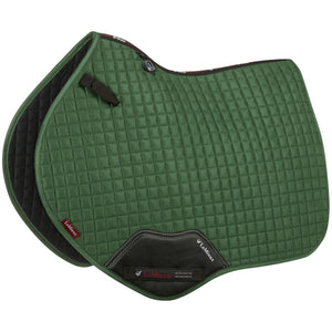 LeMieux ProSport Close Contact/Jumping Suede Square Saddle Pad
