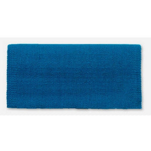 "Mayatex San Juan Solid Oversize Wool Saddle Blanket - 38""x34"""
