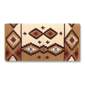 Mayatex Square-Cut Wool Saddle Blanket