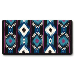 "Mayatex 2x2 Wool Saddle Blanket - 38""X34"""