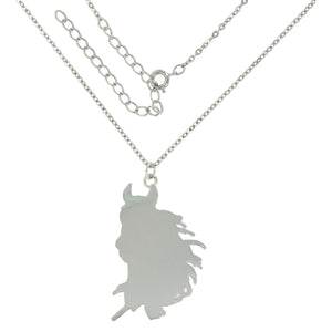 Montana Silversmiths Majestic Beauty Horse Pendant Necklace