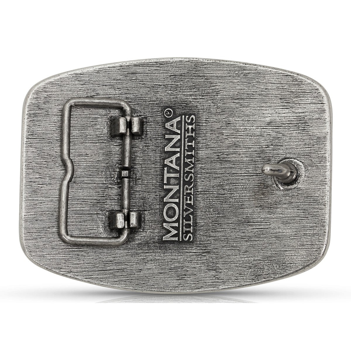 Montana Silversmiths Defending Freedom USA Belt Buckle