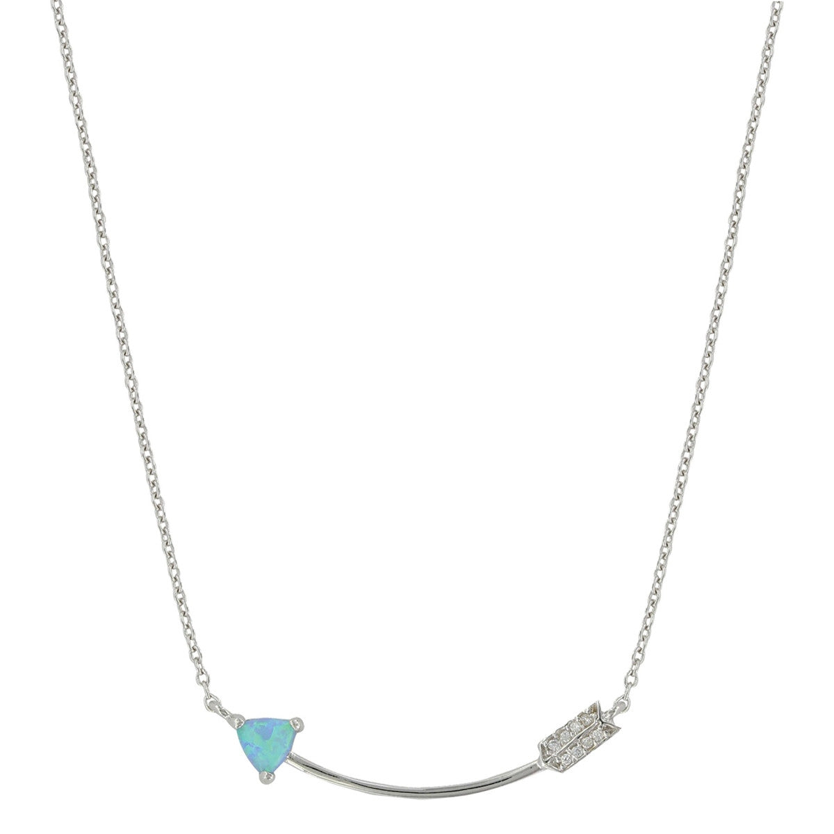 Montana Silversmiths My Direction Arrow Necklace