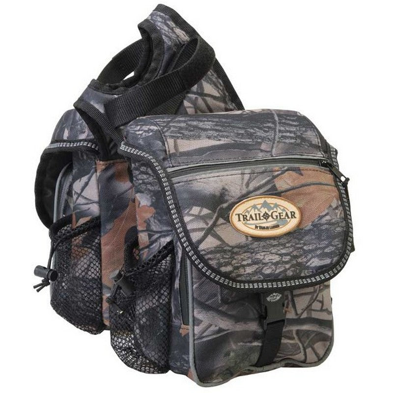 Weaver Camo Trail Gear Pommel Bag
