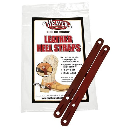Weaver Leather Heel Straps