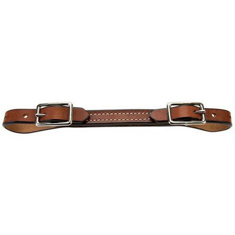 Weaver Flat Bridle Leather Curb Strap