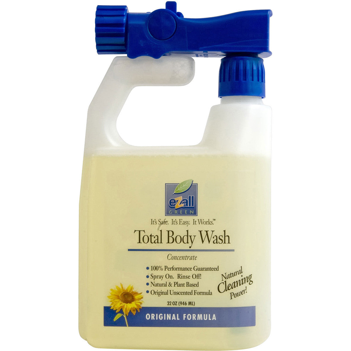 eZall Total Livestock Body Wash Concentrate