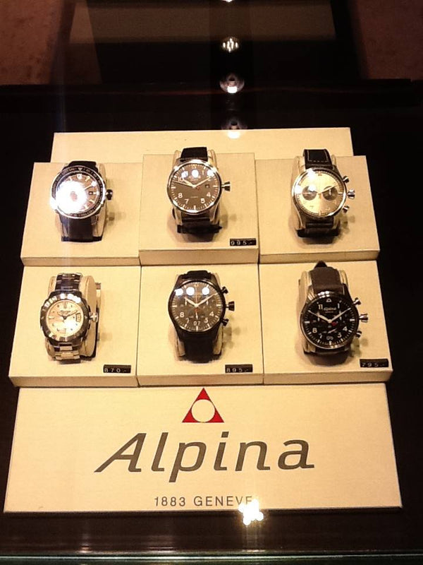 ALPINA WATCHES – AROUND THE WORLD – SPAIN
