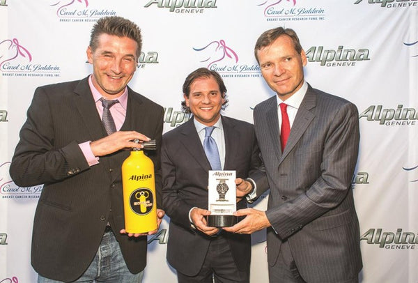 ALPINA ANNOUNCED BRAND AMBASSADOR WILLIAM BALDWIN IN NEW YORK CITY
