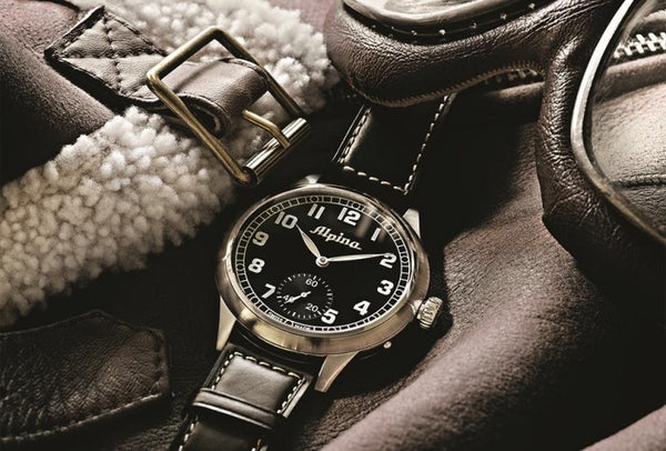 NEW ALPINA HERITAGE PILOT