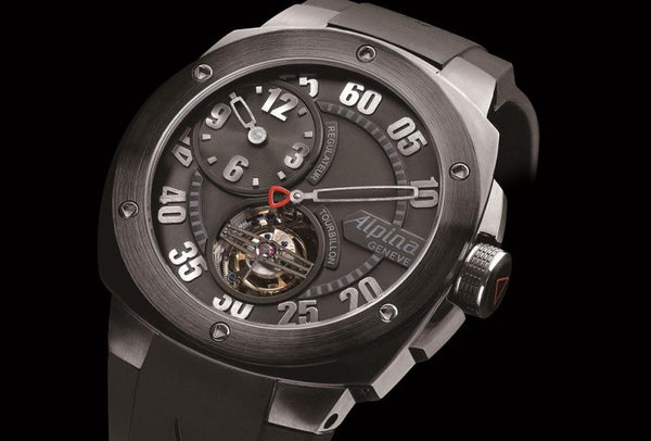 PRE BASELWORLD 2009 NOVELTY: NEW EXTREME TOURBILLON