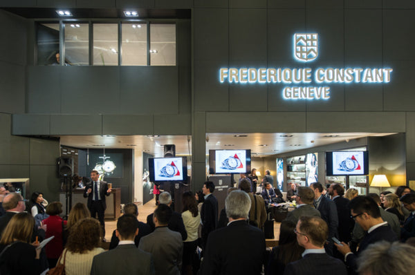 BASELWORLD 2014 – PRESS CONFERENCE
