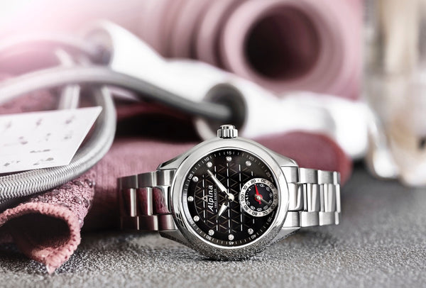 ALPINA HOROLOGICAL SMARTWATCH FOR LADIES