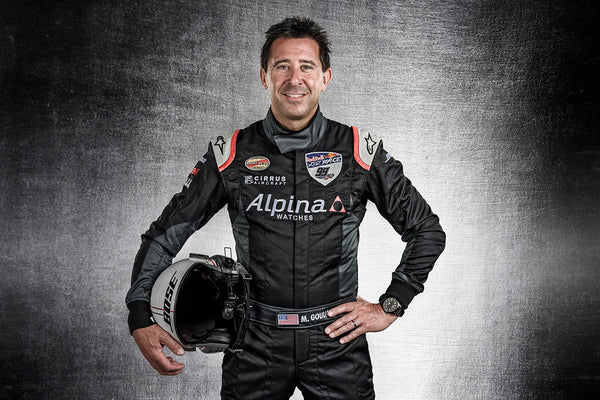 ALPINA WATCHES RENEWS ITS PARTNERSHIP AS OFFICIAL MICHAEL GOULIAN TEAM PARTNER AT THE 2018 RED BULL AIR RACE WORLD CHAMPIONSHIP