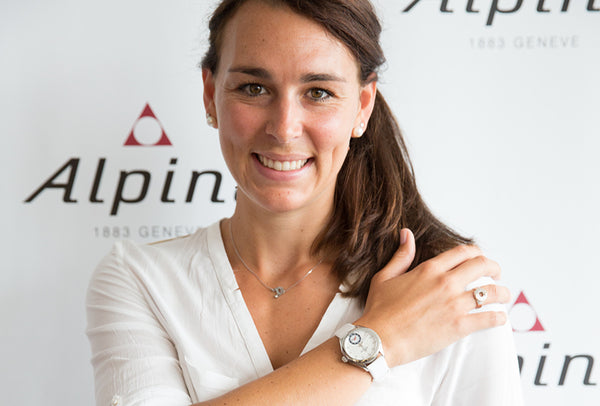 PARTNERSHIPS ALPINA RENEWS ITS COLLABORATION WITH THE FRENCH SKI FEDERATION & INTRODUCES NEW BRAND AMBASSADOR, NASTASIA NOENS
