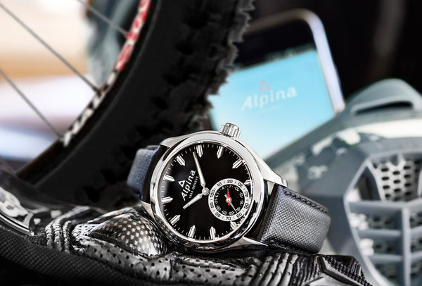 BASELWORLD 2015 – LAUNCH OF A NEW ALPINA HOROLOGICAL SMARTWATCH