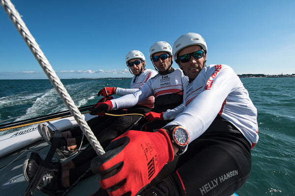 AURÉLIEN DUCROZ AND ALPINA TEAM UP FOR THE TOUR DE FRANCE À LA VOILE