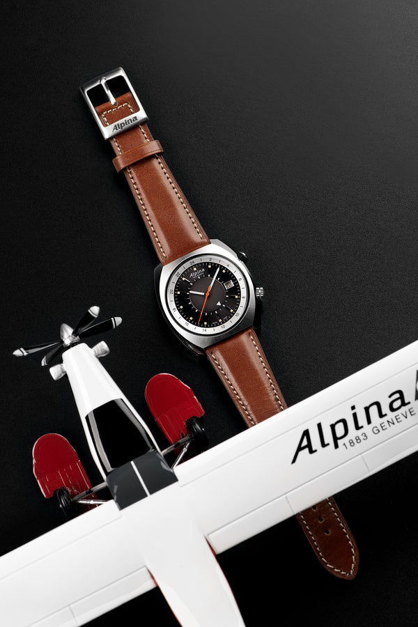 ALPINA PAYS TRIBUTE TO ITS AVIATION HISTORY, WITH FOUR NEW STARTIMER PILOT HERITAGE MODELS