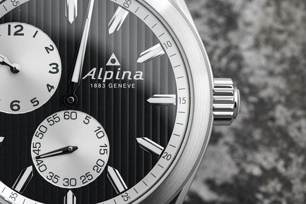 Alpiner Regulator Automatic:  the special cult triple display is back