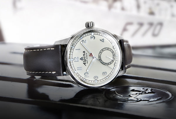 THE NEW ALPINER MANUFACTURE ENCASING THE ALPINA AL-710 IN-HOUSE AUTOMATIC CALIBER