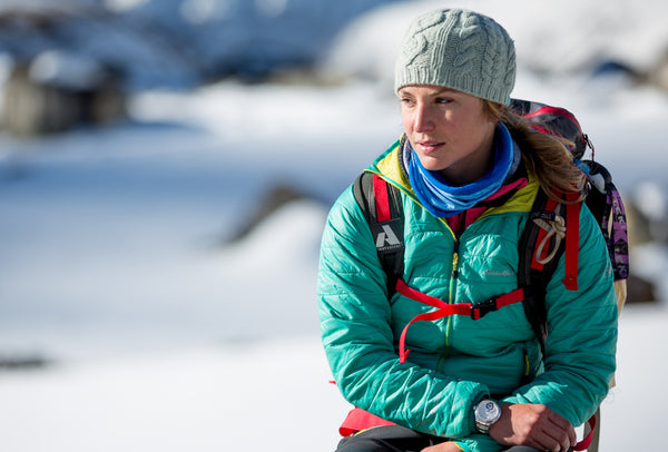 MELISSA ARNOT IS ATTEMPTING TO BE THE FIRST AMERCIAN WOMAN TO SUMMIT THE EVEREST WITHOUT SUPPLEMENTARY OXYGEN