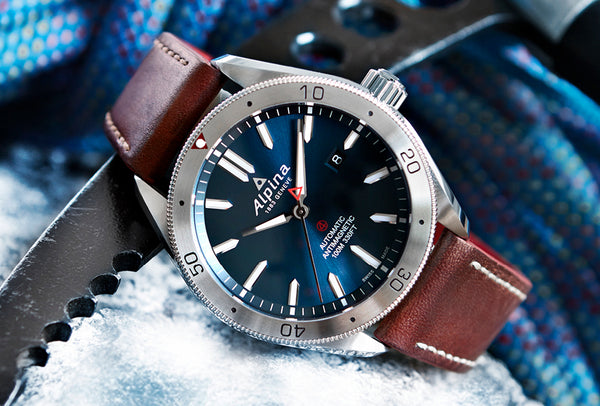 "ALPINA INTRODUCES AN AUTOMATIC LINE AND A GMT ""BUSINESS TIMER"" IN ITS ALPINER 4 COLLECTION"