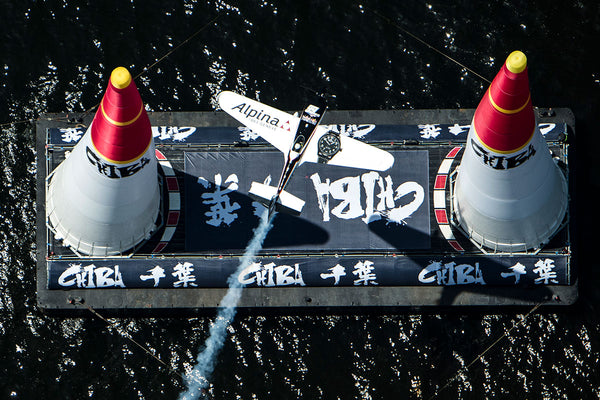 RED BULL AIR RACE WORLD CHAMPIONSHIP ROUND 3 IN CHIBA: AMAZING PERFORMANCE BY ALPINA AMBASSADOR MICHAEL GOULIAN