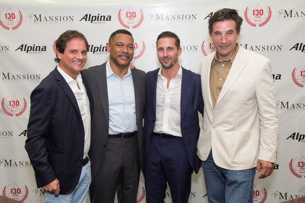ALPINA CELEBRATES A MILESTONE ANNIVERSARY WITH WILLIAM BALDWIN