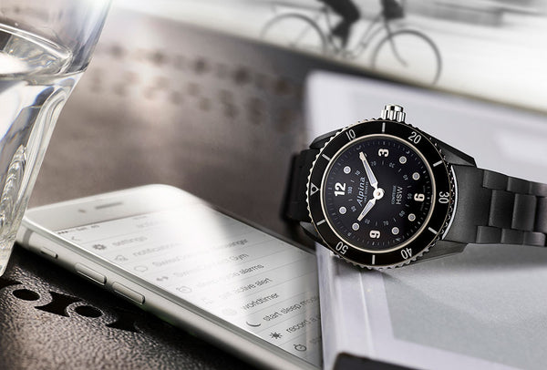 BASELWORLD SPOTLIGHT ALPINA'S NEW COMTESSE HOROLOGICAL SMARTWATCH