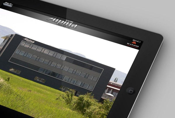 ALPINA LAUNCHES AN EXCITING IPAD APP