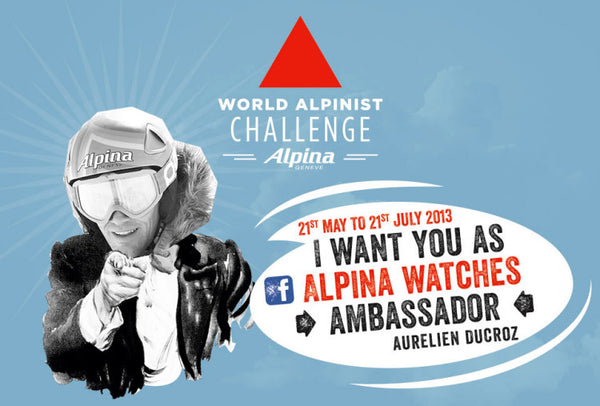 WORLD ALPINIST FACEBOOK CHALLENGE