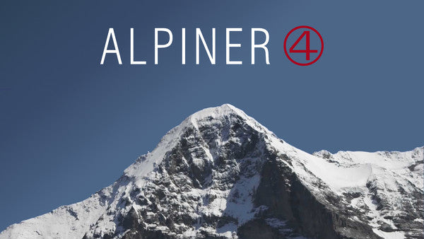 ALPINISTS FACE THE NORTH