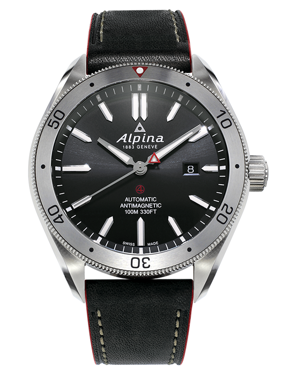 ALPINER 4 AUTOMATIC <br> BLACK