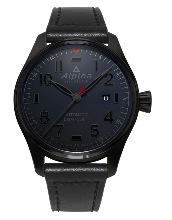 STARTIMER PILOT AUTOMATIC <br> SHADOW LINE <br> DARK BLUE