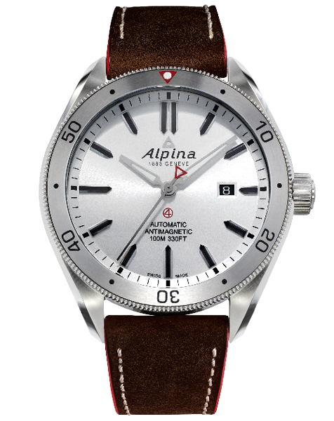 ALPINER 4 AUTOMATIC <br> SILVER