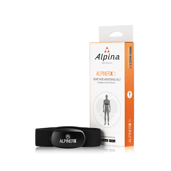 Alpinerx Heart Rate Monitor Belt | Alpina Watches