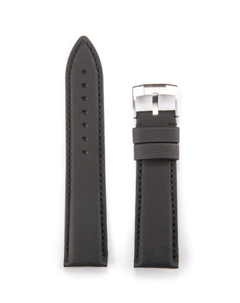 Genuine Leather Technical Strap | Sophisticated |Alpina Watches