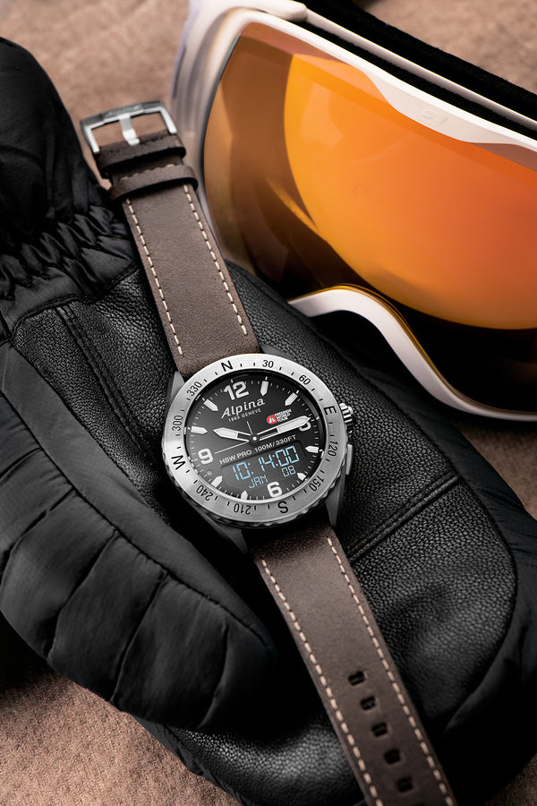 Stainless Steel Watch | Alpinerx Special Edition Freeride World Tour | Alpina Watches
