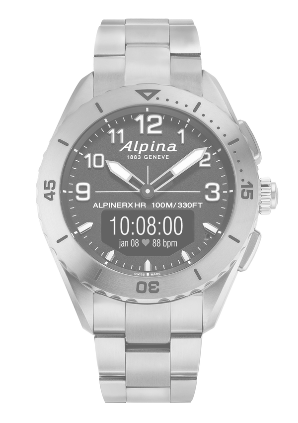 AlpinerX Alive Titanium / CONFIGURE NOW